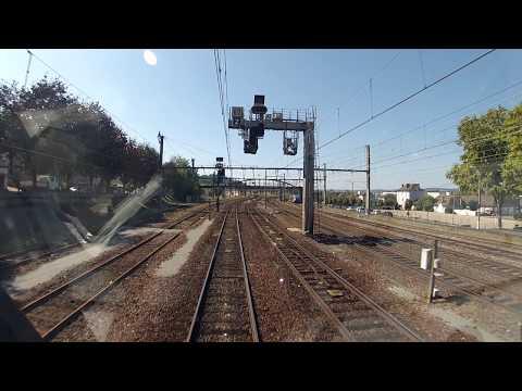 Voyage en cabine sur Brive - Limoges