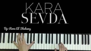 Kara Sevda Dizi Müziği- Jenerik- Piano