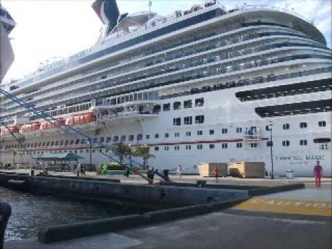 Carnival Pride Cruise - May 2013
