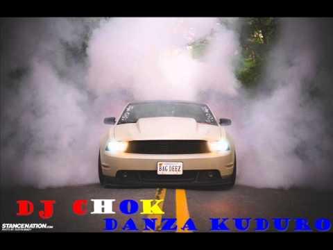 Dj Chok Sr - Danza Kuduro 156