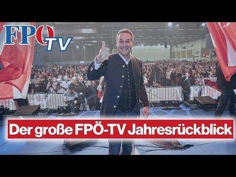 Der große FPÖ-TV Jahresrückblick 2017