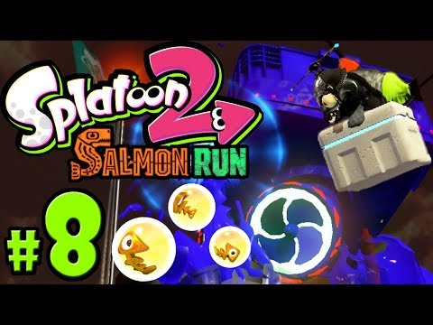 splatoon-2-~-salmon-run---mothership---clash-blaster---nintendo-switch-gameplay-walkthrough-part-8