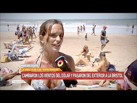 Los Argentinos Ya No Pueden Viajar Al Exterior Y Vacacionan En Argentina