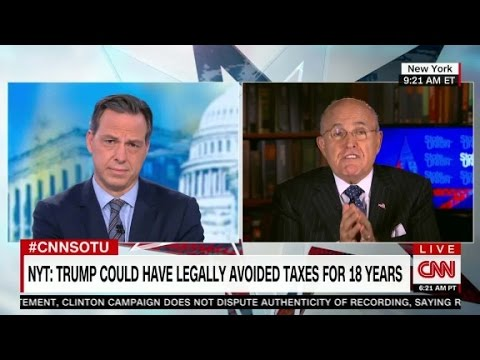 Rudy Giuliani full interview