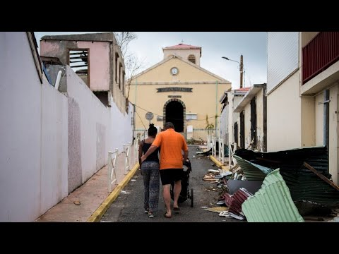 Hurricane Irma: Recovery for Saint Martin and St Barts
