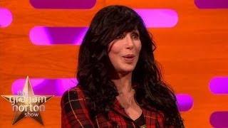 Cher discusses Hashtag 'NowThatChersDead' - The Graham Norton Show