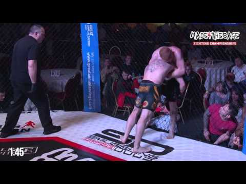 Made 4 The Cage 20 -  Jed Ramshaw VS Lee Campbell