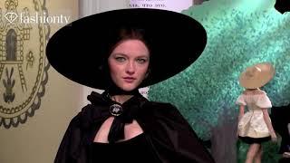 Ulyana Sergeenko Couture Spring/Summer 2013 | Paris Couture Fashion Week | FashionTV