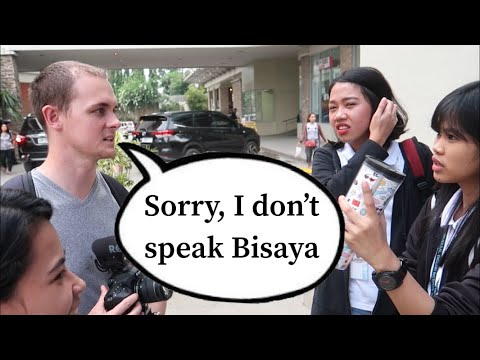 ENGLISH ONLY PRANK in CEBU! (Laptrip kaayo ni!)