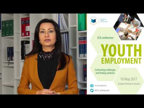 EU Auditors' conference on Youth Employment, 10 May 2017