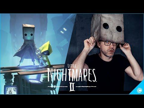'Little Nightmares 2' anmeldelse | Det uhyggeligste spil i 2021?
