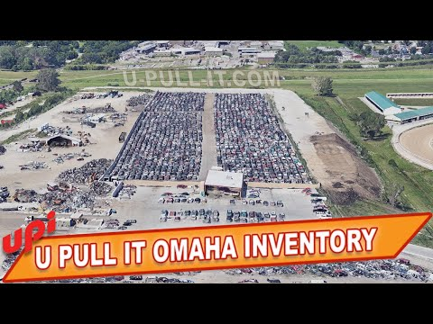 U Pull It Omaha Ne Junkyard Locations Inventory Youtube