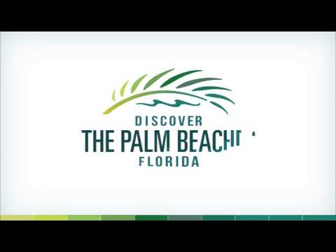 Discover The Palm Beaches, Florida - Palmscape Motion Graphic