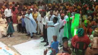 African Dab wedding video | Duro Tekno