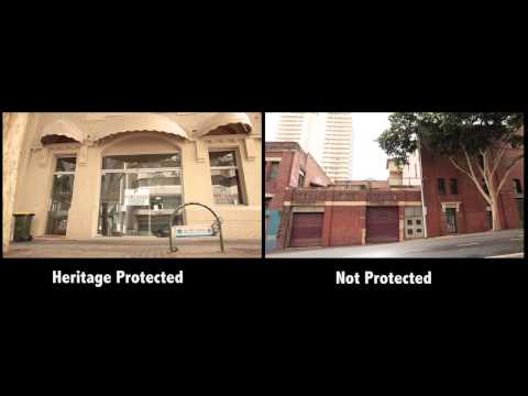 Brisbane Heritage: Save the Bonded Stores Campaign Video