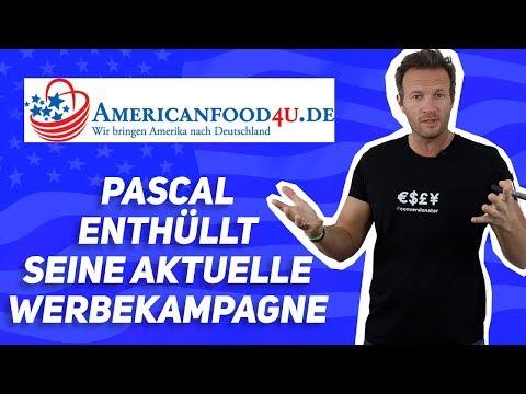 Pascal enthüllt seine aktuelle Werbekampagne !