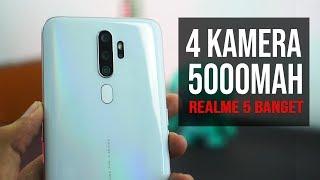 2,3Jutaan! Review oppo A5 2020 | Apa bedanya dengan Realme 5 ?