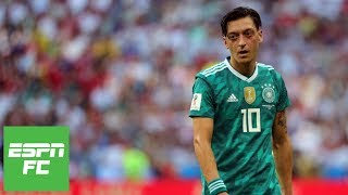 """Raphael honigstein joins espn fc to discuss mesut ozil's retirement from the germany national team due claims of """"racism and disrespect,"""" saying depar..."""