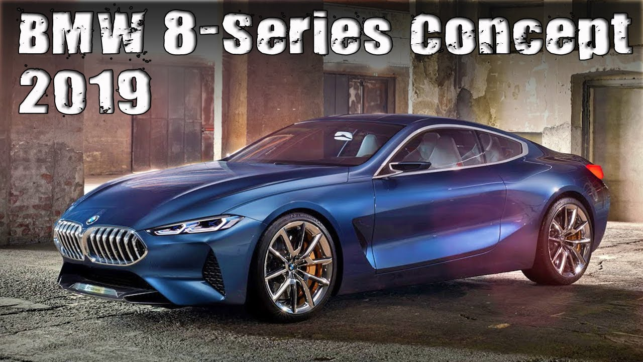 AllNew 2019 BMW 8Series Concept Review  YouTube