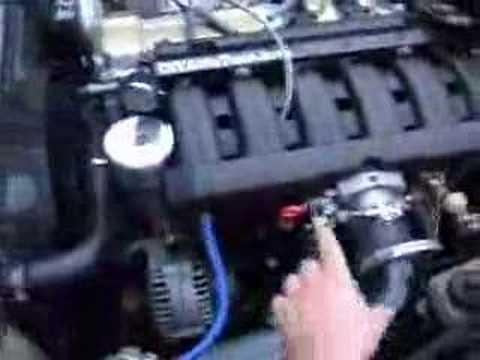 BMW M50 Turbo on MegaSquirt