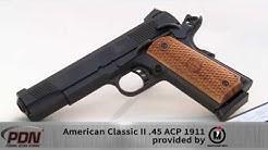 Metro Arms MAC American Classic II .45 ACP 1911