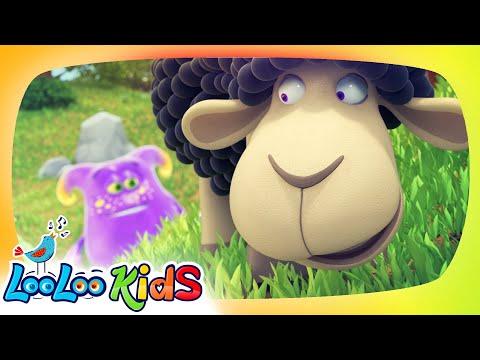 Baa, Baa, Black Sheep - Wonderful Songs for Children | LooLoo Kids