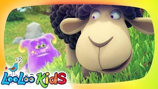 Baa, Baa, Black Sheep - Wonderful Songs for Children   LooLoo Kids
