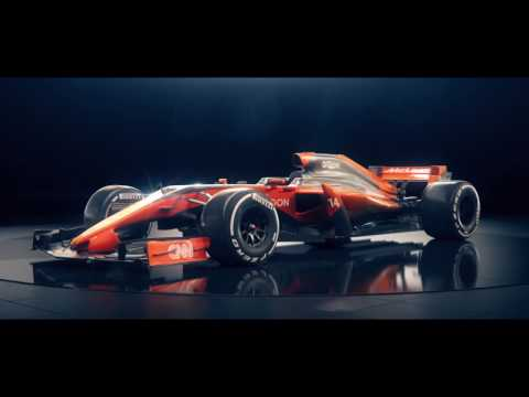 Mclaren Honda 2017 - Presentation MCL32 - Full HD 1080p