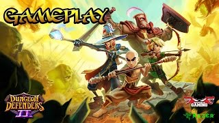 Dungeon Defenders II - PC GamePlay