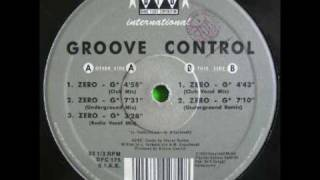 Groove Control - Zero-G (Underground Mix