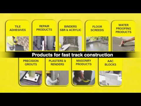 ULTRATECH BUILDING PRODUCTS DIVISION- Water Proofing Products