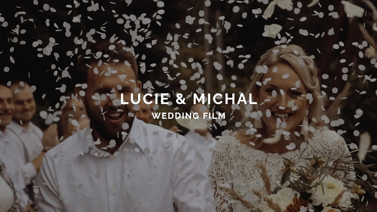 Lucie & Michal / wedding