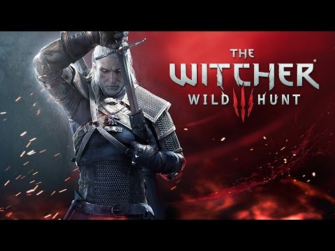 AngryJoe Plays The Witcher 3: Wild Hunt! [Preview Build]