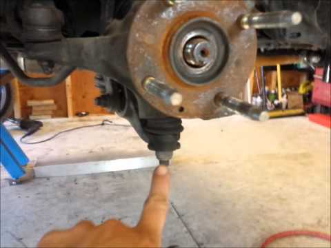 How to change wheel bearings in a 88-91 Honda civic and crx