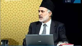 Proof that the Holy Qur'an is the true word of God PART 1-persented by khalid Qadiani.flv