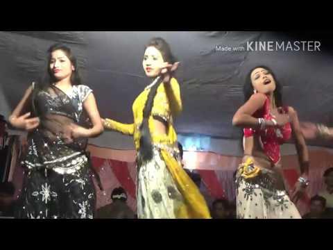 Hot Arkestra Dance In Group Dance Video-Hardiya Pisa Ye Nando Hot Bhojpuri Song
