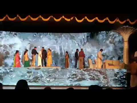Latest 3d Wedding Stage Decoration In Kerala Youtube