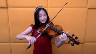 Karna Su Sayang - Near Ft. Dian Sorowea (Violin And Vocal Cover) #AudreeViolinni