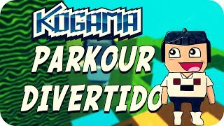 Kogama - Parkour Divertido (Feat.PandinhaGame)