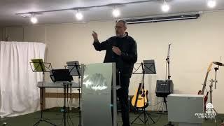 Em Cristo | Rev. Edson Martins | 28/07/2019