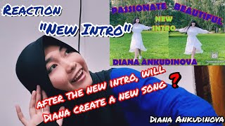 диана анкудинова | Diana Ankudinova Reaction to New Intro 👉 Into The Sky | Indonesia Aceh