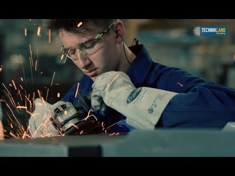Lehre bei Doppelmayr - StahlbautechnikerIn (2019)