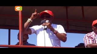 Jubilee: Nasa wasiharibu biashara wakiandamana