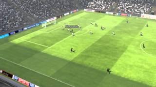 Fulham x Man City - Gol de Negredo 59 minutos