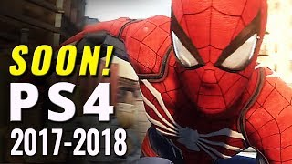79 Upcoming Ps4 Games Of 2017 2018 | Playstation 4 E3 2017 Update