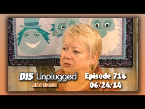 DIS Unplugged - Downtown Disney Update - 06/24/14