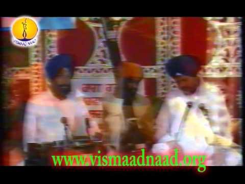 Principal Baldev Singh : Raag Tukhari - Adutti Gurmat Sangeet Samellan 1991