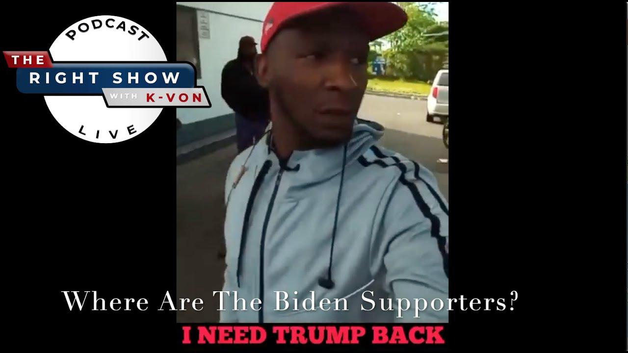 Black People Fed Up w/ Biden's 1st 100 Days (...comedian K-von told you)