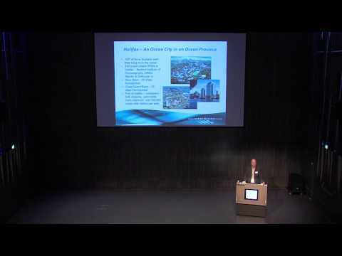 Kevin Dunn @ Nordic Marine Innovation Conference