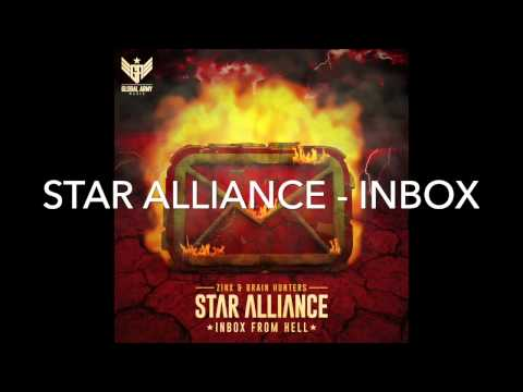 GAMEP022 - STAR ALLIANCE - INBOX FROM HELL - PREVIEW EP